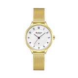 Curren New Fashion Women's Watch (Dial 3.0cm) - CUR 154