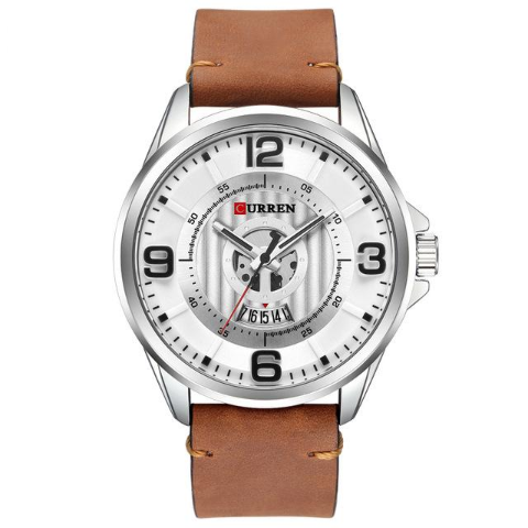Curren Men's Classic Fashion Watch (Dial 4.5cm) - CUR 156