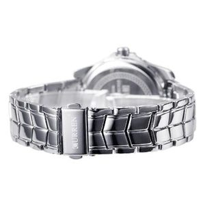 Curren Full Steel Business Quartz Watch (Dial 4.0cm) - CUR 155