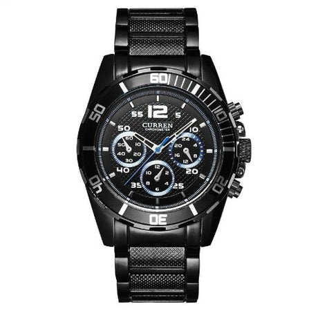 Curren Men's Business Fashion Watch (Dial 4.3cm) - CUR200