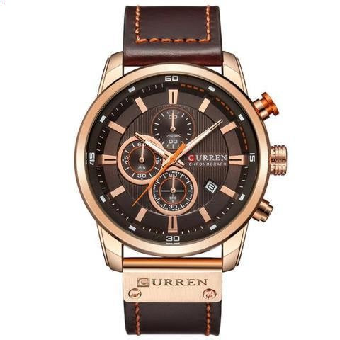 Curren Multifunctional Chronograph New Watch (Dial 4.7cm) - CUR 139