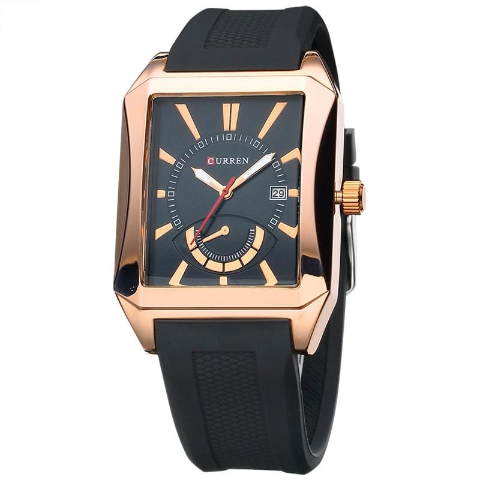 Curren Unisex Fashion Watch (Dial 4.5cm) - CUR 166