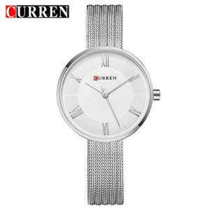 Curren Women's New Fashion Watch (Dial 3.0cm) - CUR 129