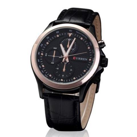 Curren Unisex Quartz Watch (Dial 4.2cm) - CUR 140