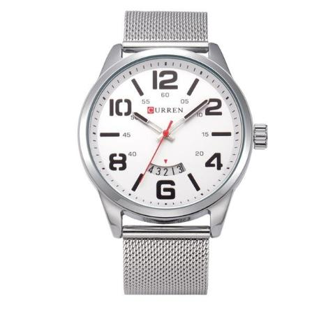Curren Large Numbers Fashion Watch (Dial 4.4cm) - CUR122