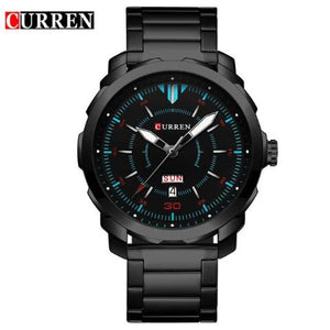 Curren Men's Stylish Business Watch (Dial 4.6cm) - CUR 150
