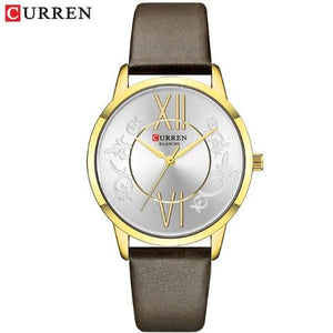 Curren Women's Creative Analog Watch (Dial 3.6 cm) - CUR172