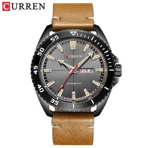 Curren Sports Luxury Men's Watch (Dial 4.5cm) - CUR205