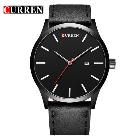 Curren Men's Analog Watch (Dial 4.5cm) - CUR 162