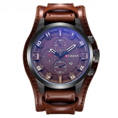 Curren Men's Top Quality Watch (Dial 4.6cm) - CUR 148