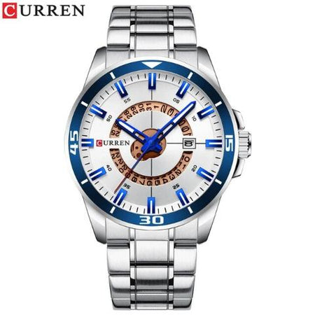 Curren Men's Premium Watch (Dial 5cm) - CUR193
