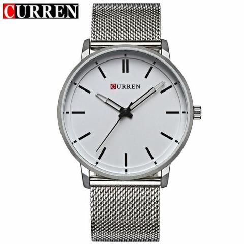 Curren Men's Ultra Thin Watch (Dial 4.5cm) - CUR 164