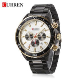 Curren Stainless Steel High Quality Watch (Dial 3.8cm) - CUR 141