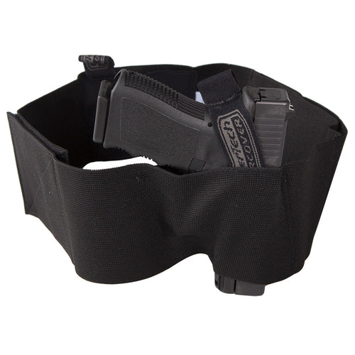 BELLY BAND HOLSTER W/ RETENTION STRAP