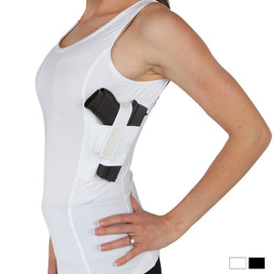 WOMENS CONCEALED CARRY EXECUTIVE TANK