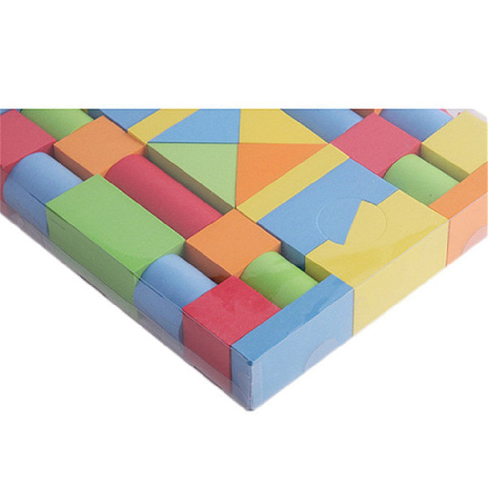 Foam Building Bricks