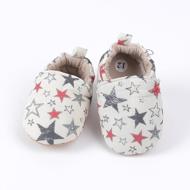 Reach for the Stars Moccasins