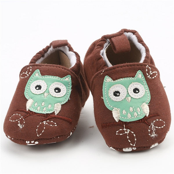 Owl Moccasins