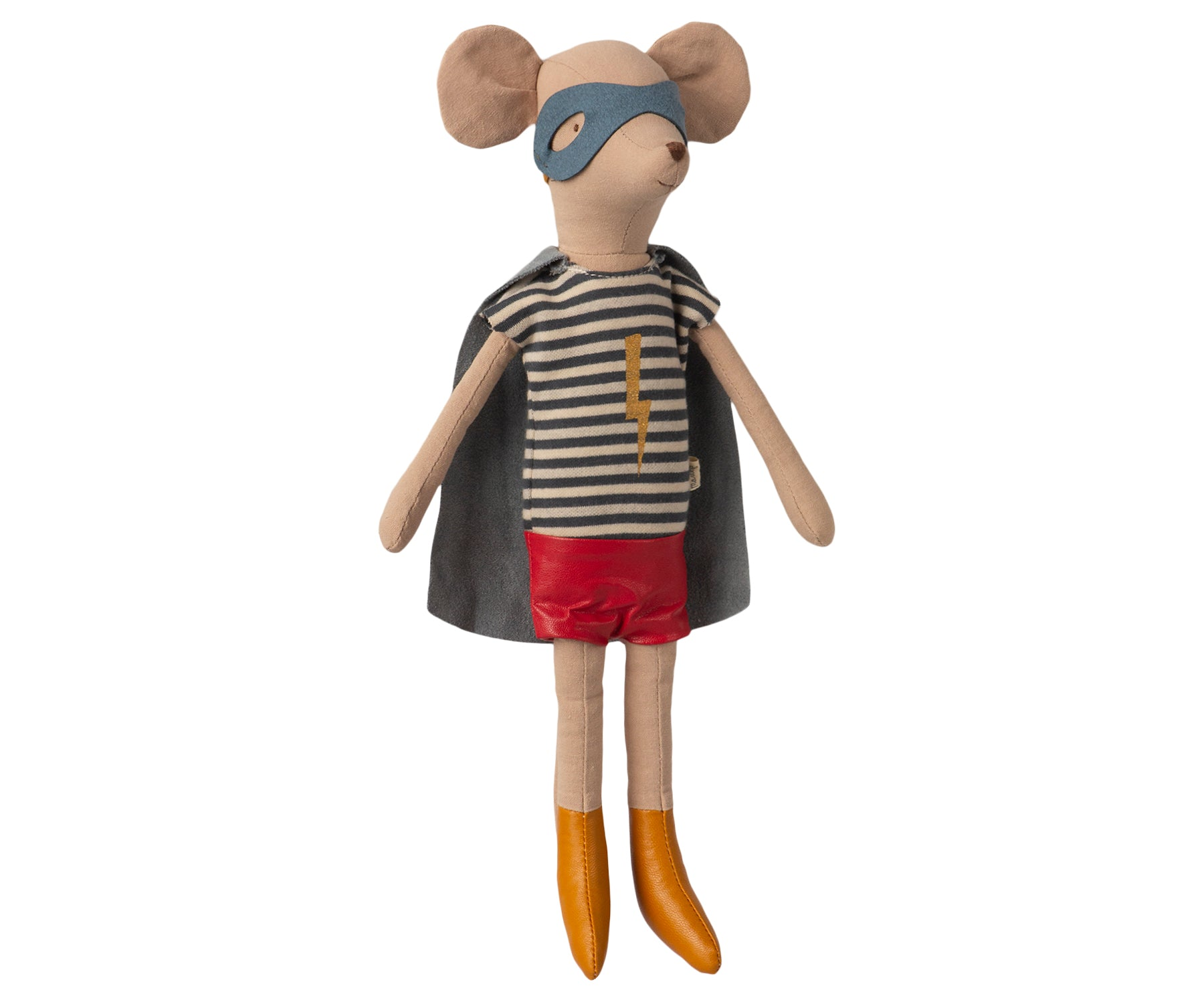 Maileg Superhero Mouse, Medium - Boy
