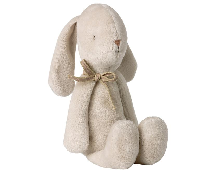 Maileg Soft Bunny, Small - Off-White