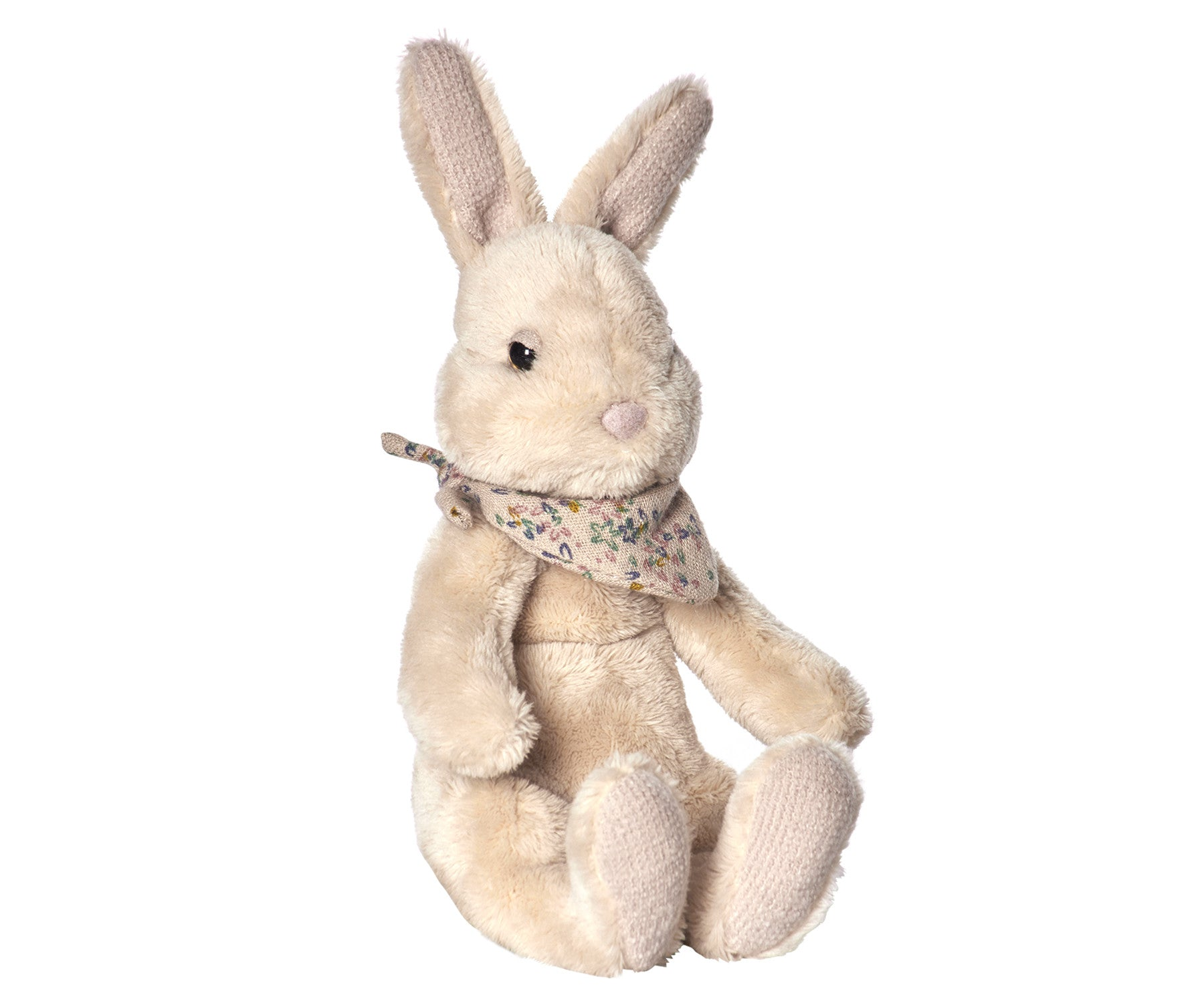 Maileg Fluffy Buffy Bunny, Medium - Le Petit Organic