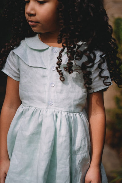 Le Petit Elle Evie Dress - Mint