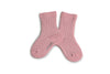 Collegien Glitter Ankle Socks / Rose Quartz