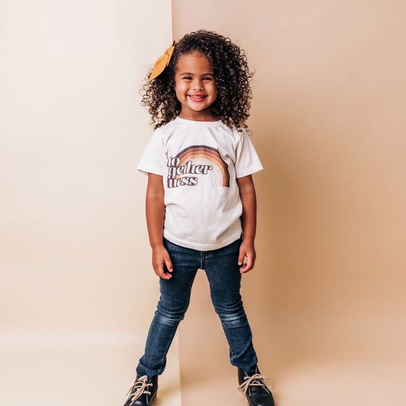 Le Petit Organic X Saint Ida Togetherness Tee