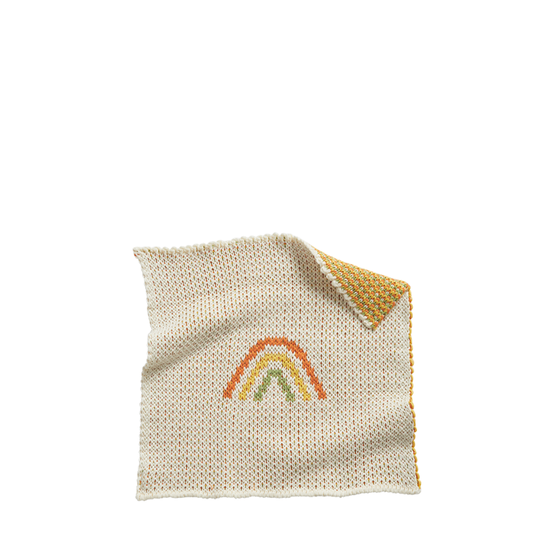 Olli Ella Doll Rainbow Blanket