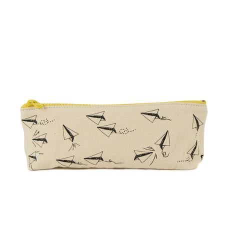 Fluf Pencil Case /Paper Airplanes