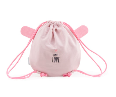 Eef Lillemor Bunny Drawstring Backpack