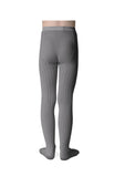 Collegien Ribbed Tights / Grey