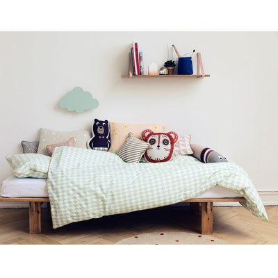 "Ferm Living ""Mr. Snake"" CUSHION - Le Petit Organic"