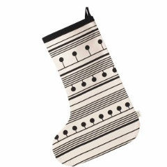 Ferm Living Winter Christmas Stocking - Le Petit Organic - 1