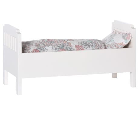 Maileg Small Off White Bed