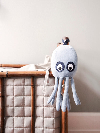 Ferm Living Octopus Music Mobile - Le Petit Organic