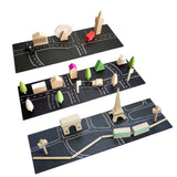 Kiko Wooden Toys -  Machi - Tiny Town