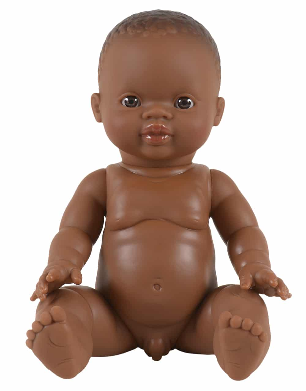 Minikane Black Boy Doll