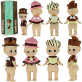 Sonny Angel - Limited Edition Chocolate Series Dolls - Le Petit Organic - 4