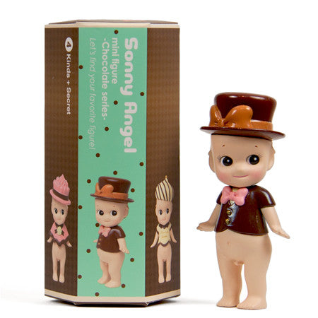 Sonny Angel - Limited Edition Chocolate Series Dolls - Le Petit Organic - 1