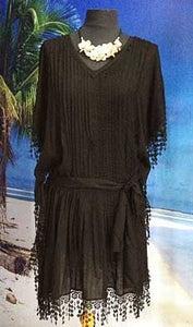 #401 Caftan Lace Dress