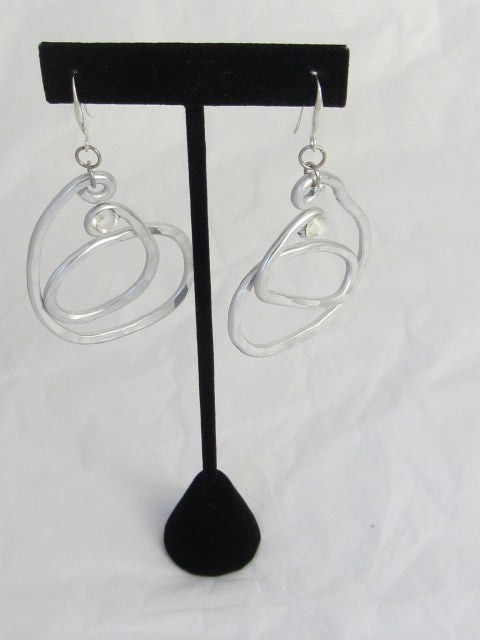 ER 105- A5  Madonna Earrings