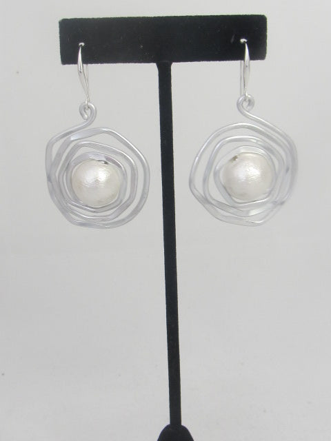 ER 73  - A3 UL Jam Earrings