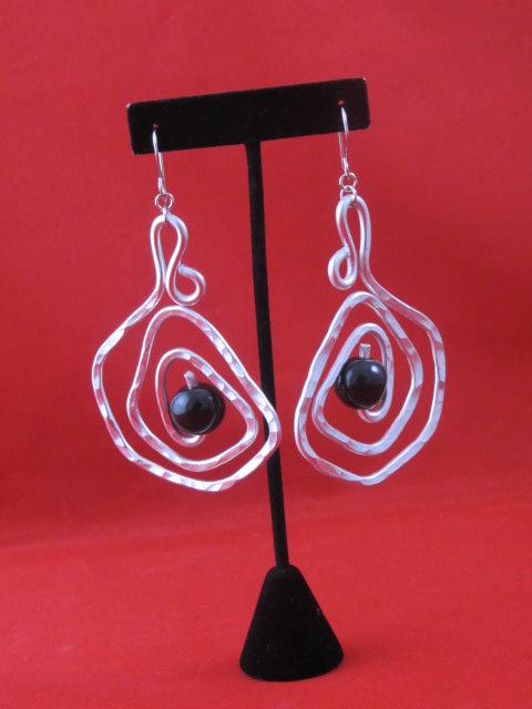 ER 91- A4 Laguna Earrings