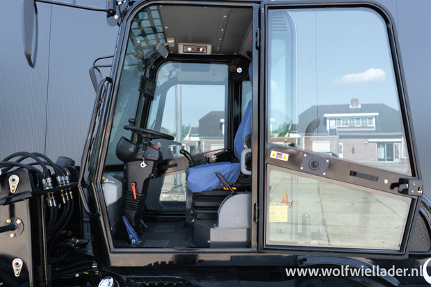 Wolf WL160 - Wolf Machines