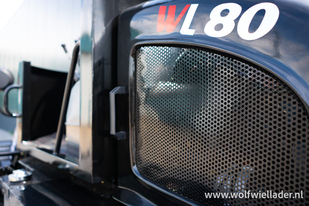 Wolf WL80 OPEN - Wolf Machines
