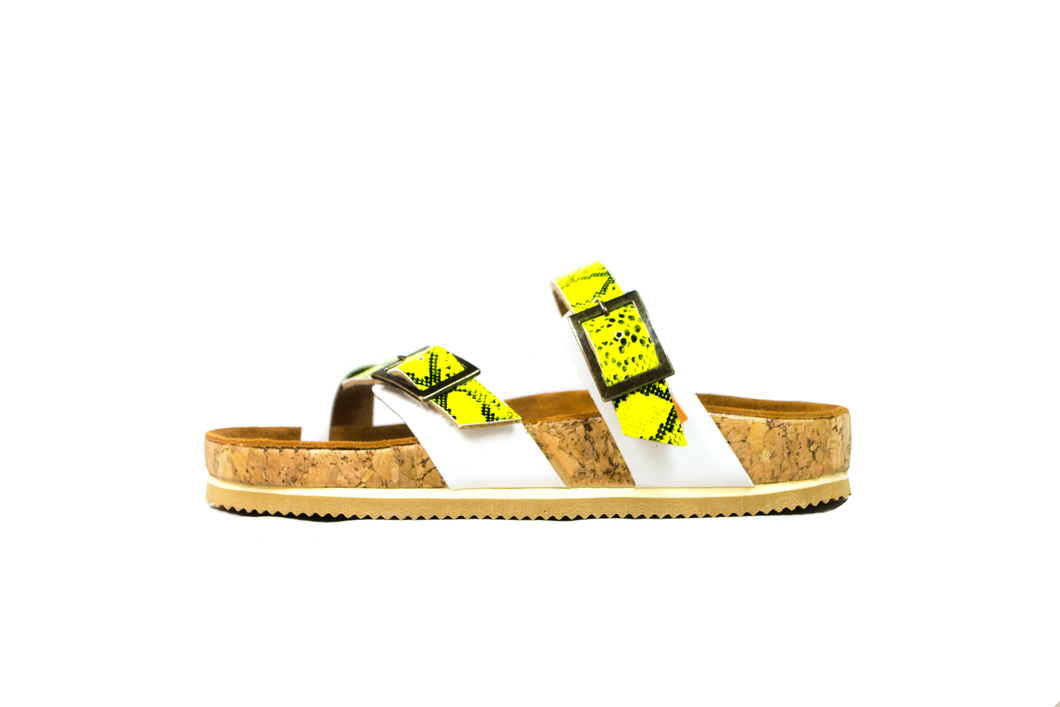 ARIES NEON AMARILLO / BLANCO