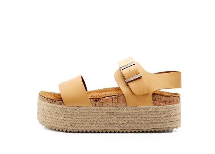 ATENEA SUPER WEDGE VAINILLA