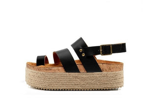 LIBRA SUPER WEDGE NEGRO