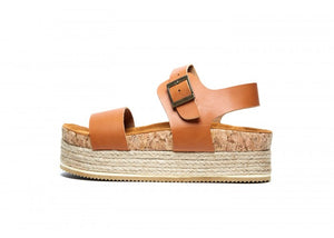 ATENEA WEDGE CAMEL